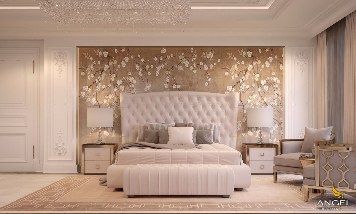 More Attractive And Attractive With Neoclassical Bedrooms With High Class Interior Design